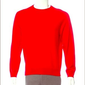 Red Cachmere Supreme 2018 collection sweater